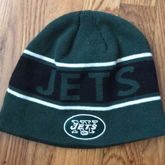 bd222e0fc4d54a NFL brand new york jets franchise winter hat osfa.  M_5a341ead05f430c4ed00dfec. Other Accessories ...
